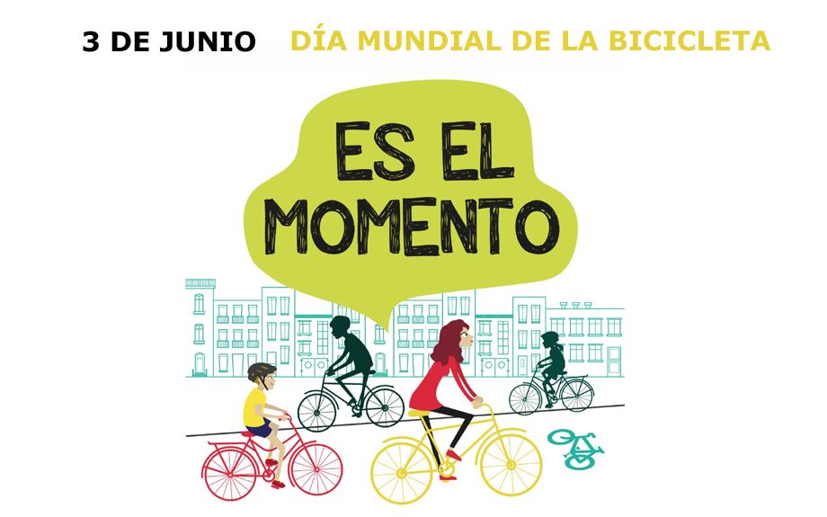 3 de junio dia mundial de la bicicleta
